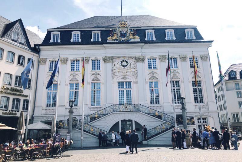 Rathaus in Bonn