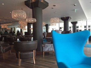 Stromausfall im Motel One in London