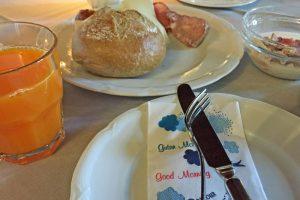 Frühstück in Gevelinghausen