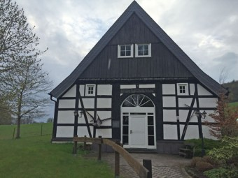 Alte Mühle in Gevelinghausen