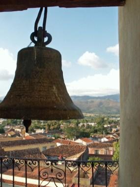Trinidad: Blick vom Glockenturm