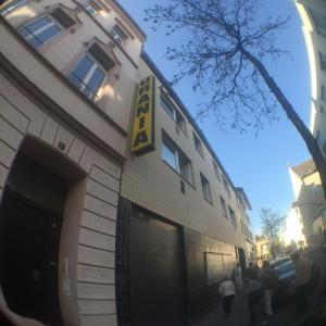 Urania: ehemals ein Kino