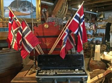 Norwegens Flagge