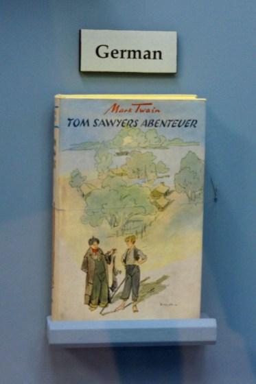 Tom Sawyer auf deutsch