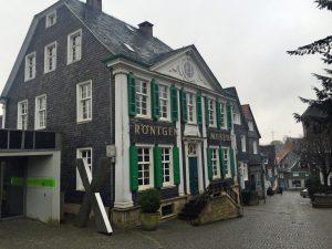 Röntgen-Museum in Remscheid