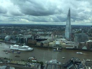 London von oben