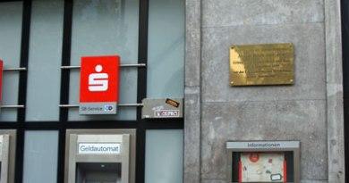 Sparkasse auf der Venloer