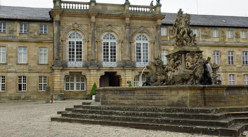Schloss in Bayreuth