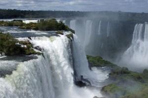 Iguazu, die spektakulären Wasserfälle in Argentinien und Brasilien