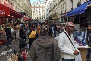 Auf dem afrikanischen Markt