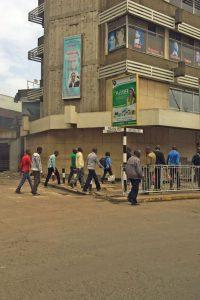 Acht Stunden in Nairobi: Kaffee und ein Marktbesuch