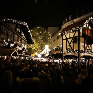 Weihnachtsmarkt am Rudolfplatz