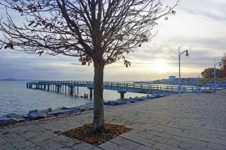 Sassnitz, Strandpromenade
