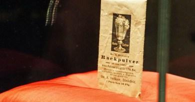 Backpulver von Dr. Oetker