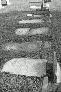 Friedhof in Torrington
