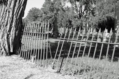 Friedhofsgatter