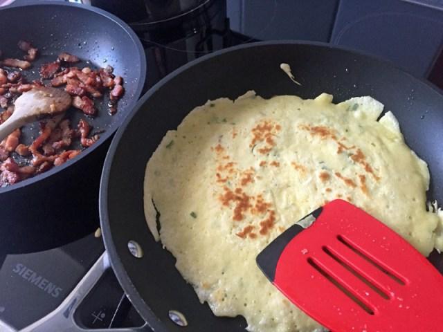 Pfannkuchen selbst machen