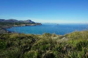 Mallorca: Wandern von der Cala Mesquida zur Cala Torta