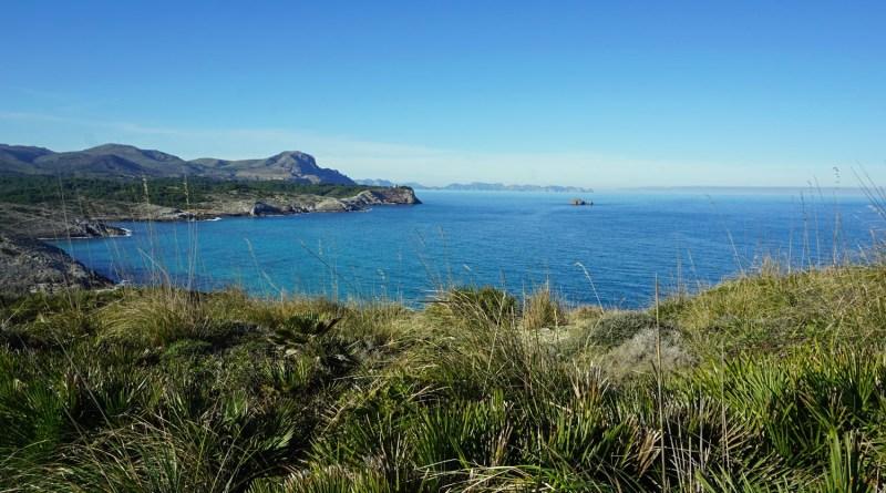 Von der Cala Mesquida zur Cala Torta