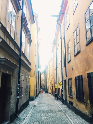 Mit Free Walking Tours durch Gamla Stan