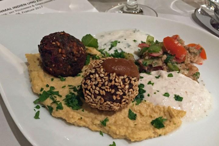 Indisch-marokkanisch-französischer Abend mit YouDinner in Köln