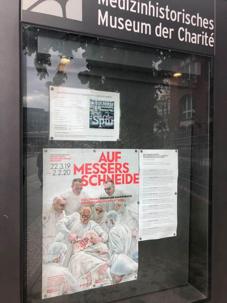 Neue Ausstellung im Medizinhistorischen Museum in Berlin