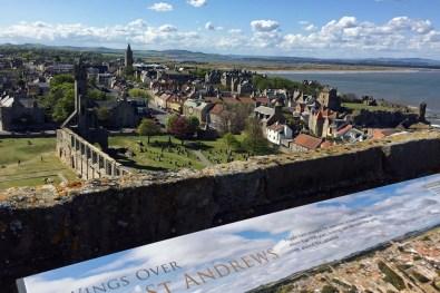 Vom Turm der Kathedrale