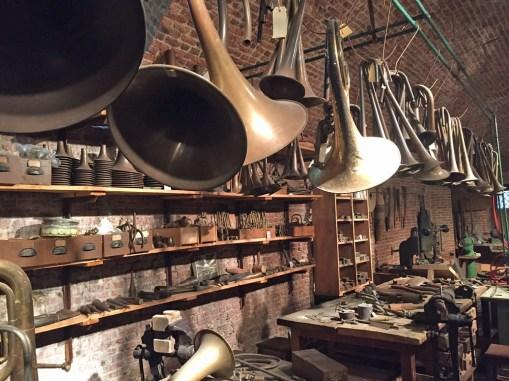 Im Musikinstrumentemuseum