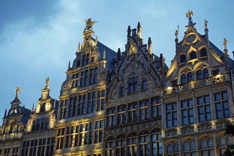 Antwerpen abends