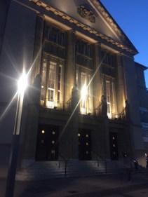 Abends in Hagen