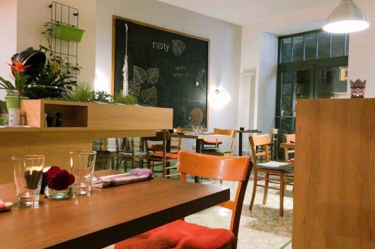Das Berliner Restaurant Rusty