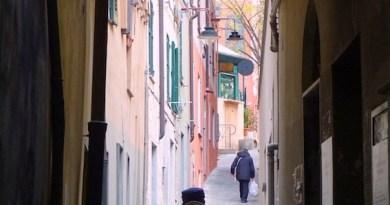 Altstadt in Genua