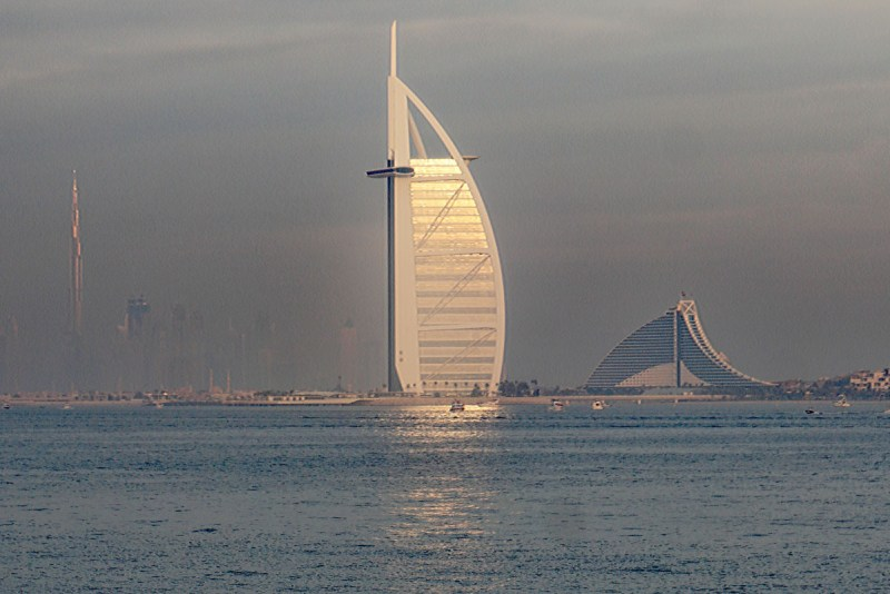 Luxushotel Burj Al-Arab