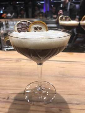 Schneeengel-Cocktail