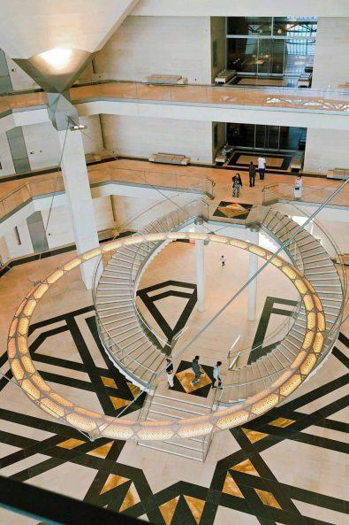 Im Museum für Islamische Kultur in Doha