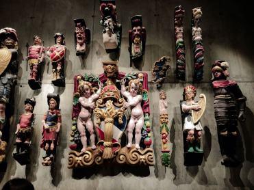 Galionsfiguren der Vasa