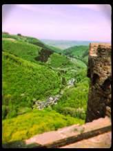 Blick von der Ehrenburg