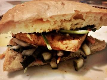 Tofu-Burger Suzie Wong