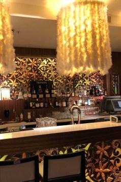 Bar im Tallink Hotel