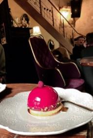 Kochen im romantischen Café