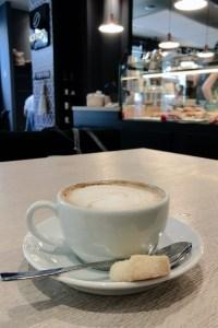 Frischgerösteter Kaffee