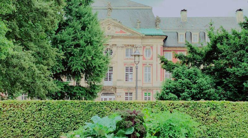 Schönwettertipp: Der Botanische Garten ist in Münster hinter dem Schloss