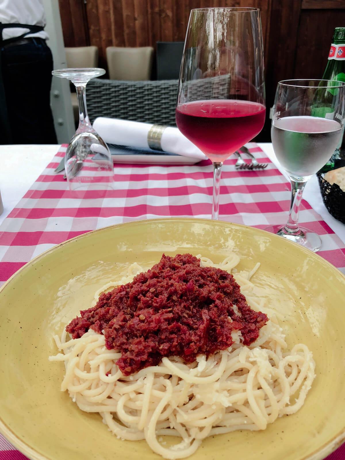 Italienische Restaurants in Münster