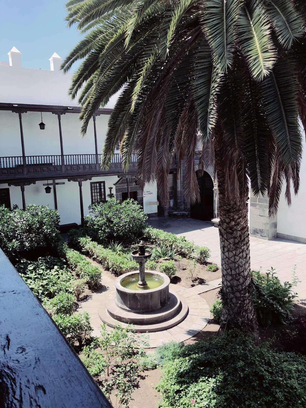 Las Palmas: Sehenswürdigkeiten und Restaurants