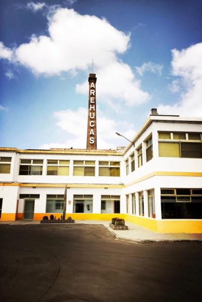 Die Destillerie Arehucas