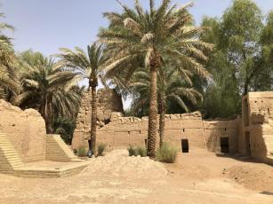 Al Ain ist voll mit geschichtlichen Bauten