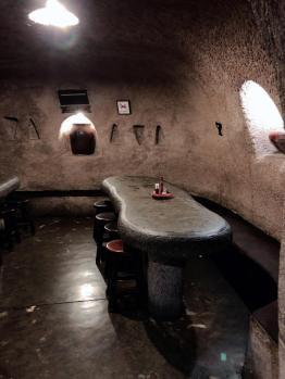 Höhlenrestaurant