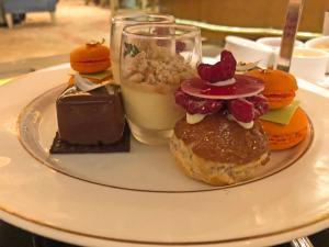 Afternoon Tea im Emirates Palace
