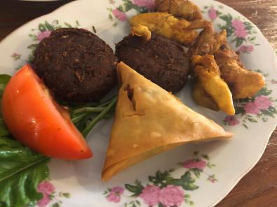 Essen in der Yas Mall