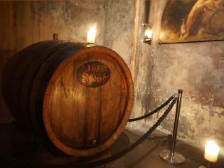Der älteste Fasswein Deutschlands